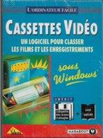 Cassettes Vidéo : Logigiel Pour Classer - Windows 3 - Dos 6 (TBE+) - Other