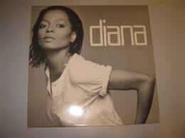 "VINYLE DIANA ROSS ""DIANA""  33 T MOTOWN / 20 Th CENTURY (1980) - Disco & Pop"