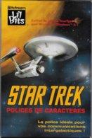 Star Trek - Polices De Caractères - Windows 3.1 - Dos 3.1 (TBE+) - Other