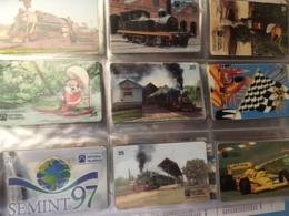 Beautiful Used Phonecards (#2) - Telefoonkaarten