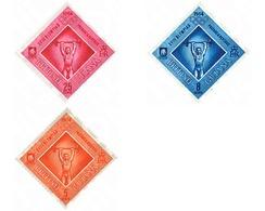 Ref. 52434 * MNH * - GUYANA. 1964. GAMES OF THE XVIII OLYMPIAD. TOKYO 1964 . 18 JUEGOS OLIMPICOS VERANO TOKIO 1964 - Weightlifting