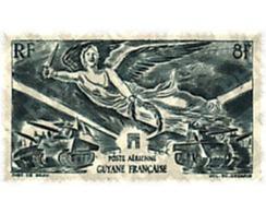 Ref. 41577 * MNH * - FRENCH GUAYANA. 1946. ANNIVERSARY OF  VICTORY . ANIVERSARIO DE LA VICTORIA - Guayana Francesa (1886-1949)