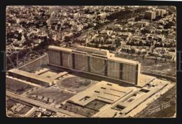 1959 PERU Lima Hospital Del Seguro Social Del Empleado Modern Architecture Intl Style Real Photo Postcard (w5-691) - Perú