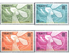 Ref. 323556 * MNH * - HAITI. 1963. CONTRA EL HAMBRRE - Haiti