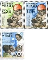 Ref. 323580 * MNH * - HAITI. 1979. INTERNATIONAL YEAR OF THE CHILD . AÑO INTERNACIONAL DEL NIÑO - Haiti