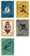 Ref. 67855 * MNH * - NETHERLANDS. 1956. GAMES OF THE XVI OLYMPIAD. MELBOURNE 1956 . 16 JUEGOS OLIMPICOS VERANO MELBOURNE - Summer 1956: Melbourne