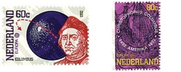 Ref. 62821 * MNH * - NETHERLANDS. 1992. EUROPA CEPT. 500th  ANNIVERSARY OF AMERICA DISCOVERY  . EUROPA CEPT. 500 ANIVERS - Europa-CEPT