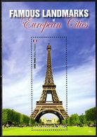 St Vincent 2016 European Landmarks Souvenir Sheet Unmounted Mint. - St.Vincent (1979-...)