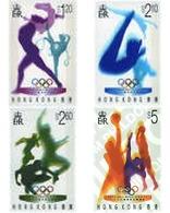 Ref. 54782 * MNH * - HONG KONG. 1996. GAMES OF THE XXVI OLYMPIAD. ATLANTA 1996 . 26 JUEGOS OLIMPICOS VERANO  ATLANTA 199 - Summer 1996: Atlanta