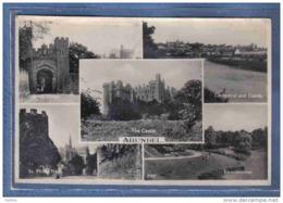 Carte Postale Angleterre   Arundel  Trés Beau Plan - Arundel