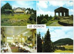 Carte Postale 67.  Le Donon  Hotel Restaurant VELLEDA   Trés Beau Plan - Non Classés