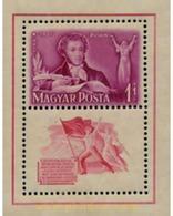Ref. 109480 * MNH * - HUNGARY. 1949. 150 ANIVERSARIO DEL NACIMIENTO DE PUSCHKINS - Ungebraucht