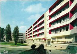 D02 - SAINT QUENTIN-CITE NOUVELLE DE REMICOURT-ARCHITECTE : CABINET RICHARD-Enfants-Vélo-CPSM Grand Format - Saint Quentin