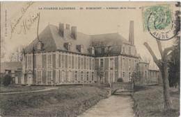 D02 -RIBEMONT - L'ABBAYE (AILE DROITE) - LA PICARDIE ILLUSTREE - Sonstige Gemeinden