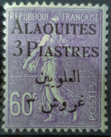 ALAOUITES 1925 - MLH - YT 11 - 3p/60c - Nuevos