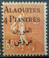 ALAOUITES 1925 - MLH - YT 12 - 4p/85c - Nuovi