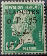 ALAOUITES 1925 - MLH - YT 17 - 0,75p/15c - Nuovi