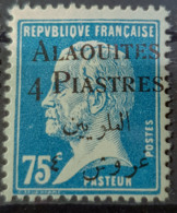 ALAOUITES 1925 - MLH - YT 21 - 4p/75c - Nuovi