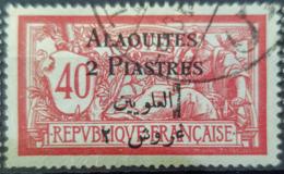 ALAOUITES 1925 - Canceled - YT 8 - 2p/40c - Alaouites (1923-1930)