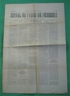 Paços De Ferreira - Jornal De Paços De Ferreira Nº 30 De Julho De 1904 - Imprensa. Porto. - Andere
