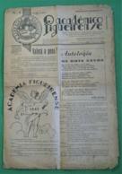 Figueira Da Foz - Jornal O Académico Figueirense Nº 4 De Janeiro De 1941 - Imprensa. Coimbra. - Andere