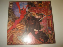 """VINYLE SANTANA """"ABRAXAS"""" 33 T CBS (1970) - Vinyl Records"""