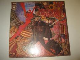 "VINYLE SANTANA ""ABRAXAS"" 33 T CBS (1970) - Vinyl-Schallplatten"