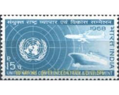 Ref. 325844 * MNH * - INDIA. 1968. DEVELOPMENT . DESARROLLO - Indien