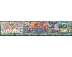 Ref. 601835 * MNH * - INDONESIA. 2009. NATURE PROTECTION . PROTECCION DE LA NATURALEZA - Indonesia