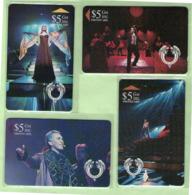 New Zealand - Private Overprint - 1994 Jesus Christ Superstar Set (4) - Mint - NZCO44 - New Zealand