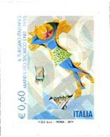 Ref. 269851 * MNH * - ITALY. 2011. TOURISM . TURISMO - 6. 1946-.. Repubblica