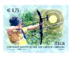 Ref. 269852 * MNH * - ITALY. 2011. CINCUENTENARIO DE EUROPA DE ARCO CLASICO - 6. 1946-.. Repubblica