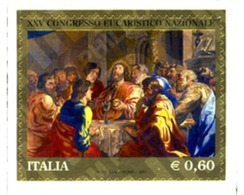 Ref. 269854 * MNH * - ITALY. 2011. 25 CONGRESO RELIGIOSO ITALIANO - 6. 1946-.. Repubblica