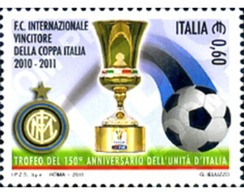 Ref. 269860 * MNH * - ITALY. 2011. COPA DE ITALIA - CLUB INTER DE MILAN - 6. 1946-.. Repubblica