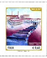Ref. 272798 * MNH * - ITALY. 2011. 175 ANIVERSARIO DE LA FUNDACION DE LA SOCIEDAD DE HILOS DE LANA MARZZOTO SA DE VALDAG - 6. 1946-.. Repubblica