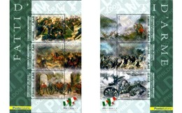 Ref. 272802 * MNH * - ITALY. 2011. BATALLAS CELEBRES - 6. 1946-.. Repubblica