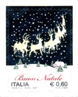 Ref. 274475 * MNH * - ITALY. 2011. CHRISTMAS . NAVIDAD - 6. 1946-.. Repubblica