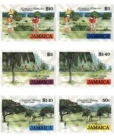 Ref. 47968 * MNH * - JAMAICA. 1993. GOLF . GOLF - Golf