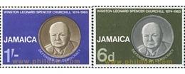 Ref. 175861 * MNH * - JAMAICA. 1966. WINSTON CHURCHILL . WINSTON CHURCHILL - Sir Winston Churchill