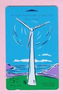 New Zealand - Private Overprint - 1994 Winds Over Wellington $5 - Mint - NZ-CO-37 - Neuseeland