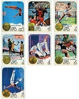 Ref. 52631 * MNH * - LAOS. 1984. GAMES OF THE XXIII OLYMPIAD. LOS ANGELES 1984 . 23 JUEGOS OLIMPICOS VERANO LOS ANGELES - Summer 1900: Paris