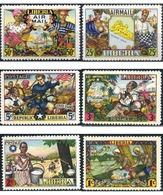 Ref. 188539 * MNH * - LIBERIA. 1949. LOVE FOR LIBERTY . AMOR DE LA LIBERTAD - Liberia