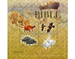Ref. 190895 * MNH * - LIBERIA. 2006. ANIMALS OF THE BIBLE . ANIMALES DE LA BIBLIA - Liberia