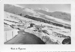 Route De Puymorens -- Sur La Route Du Col à L'embranchement De La Route D'Andorre - France