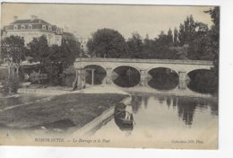 41 - ROMORANTIN - Le Barrage Et Le Pont - Animée - 1906 (X152) - Romorantin