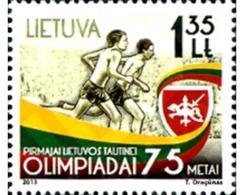 Ref. 307615 * MNH * - LITHUANIA. 2013. OLIMPIADAS NACIONALES - Lithuania