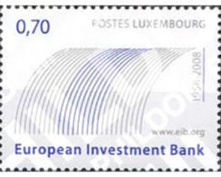 Ref. 218514 * MNH * - LUXEMBOURG. 2008. EUROPEAN INVESTMENT BANK . BANCO DE INVERSIONES EUROPEO - Ongebruikt