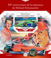 Central Africa 2019 Formula 1, Racing Car Michael Schumacher   S201908 - Central African Republic