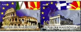 Ref. 321858 * MNH * - MACEDONIA. 2014. COMUNIDAD EUROPEA - Mazedonien