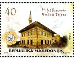 Ref. 324784 * MNH * - MACEDONIA. 2014. FESTIVAL BAJRAM - Mazedonien